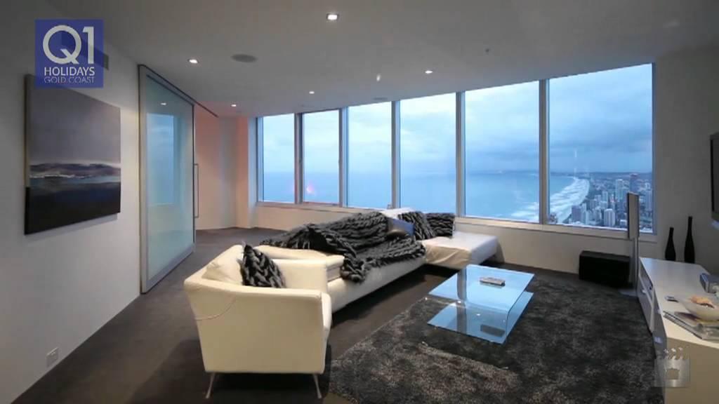 6903 Q1 Luxury Penthouse Living in Q1 Resort Surfers