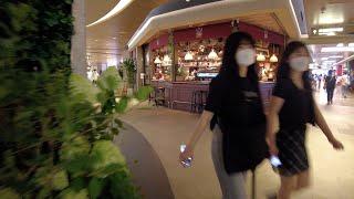 [4K] 강남의 지하세계 도보풍경 : 스타필드 코엑스몰…