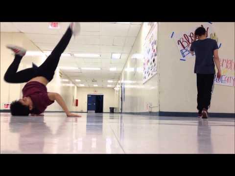 (Bboy) Macklemore - ThousandHours. Practice footage