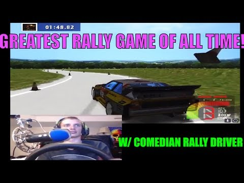 BETTER THAN DIRT 4 BEST RALLY GAME OF ALL TIME WITH FUNNY EASTER EGGS