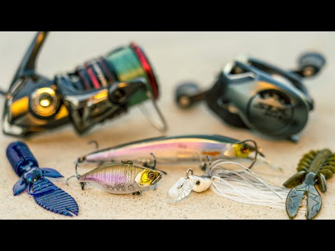 Summer Gear Review! New Tackle, Rods, Reels, ICAST 2020 New Releases! from YouTube · Duration:  19 minutes 17 seconds