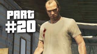 Grand Theft Auto 5 Gameplay Walkthrough Part 20 - Crystal Maze (GTA 5)