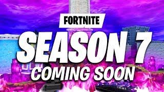 Fortnite Season 7 Rumors #4 (Fortnite Season 7 News & Rumors)