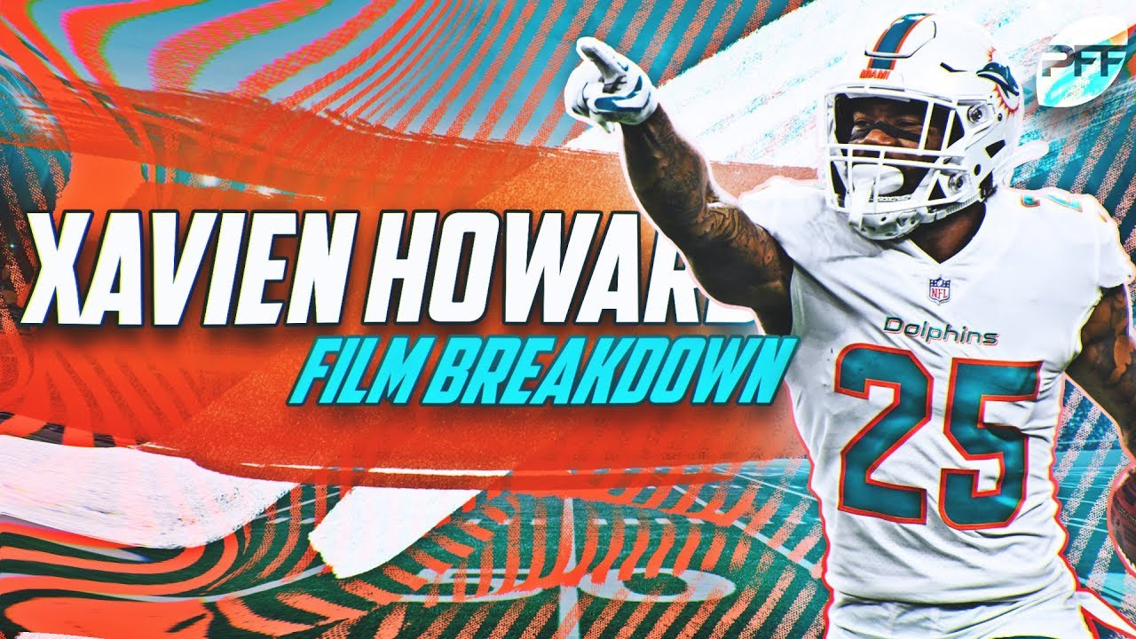 sports shoes 11ea3 8e601 Xavien Howard Film Breakdown | PFF