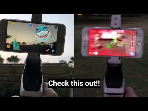 Magic Blaster - REAL AR Gaming With Your IPhone Or Android