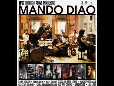 Mando Diao - How We Walk (MTV Unplugged)