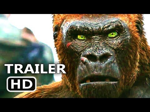 Thumbnail: WAR FOR THE PLANET OF THE APES Official Trailer # 4 (2017) Sci Fi Movie HD