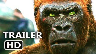 Video WAR FOR THE PLANET OF THE APES Official Trailer # 4 (2017) Sci Fi Movie HD download MP3, 3GP, MP4, WEBM, AVI, FLV November 2019