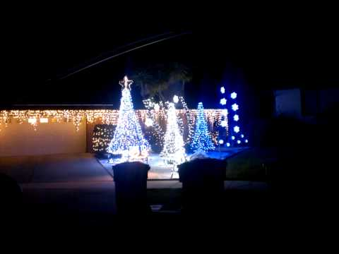 Musical Christmas lights!