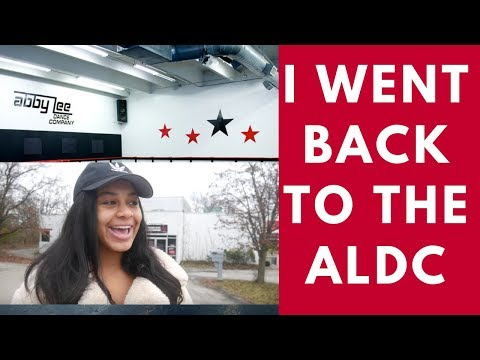 I Went Back To The ALDC | Nia Sioux