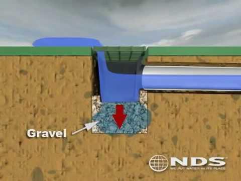 NDS Catch Basin Installation