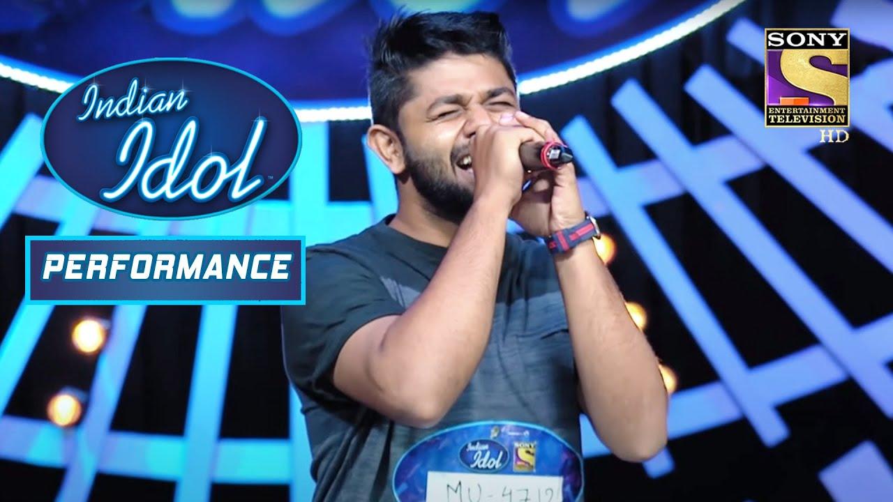 "Download क्या इस Contestant का ""Dil Se Re"" पर Audition आया Judges को पसंद?   Indian Idol   Performance"
