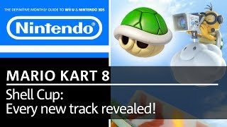 Mario Kart 8 - Every Shell Cup Track Revealed!