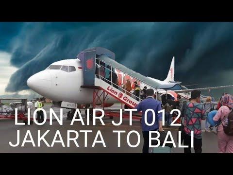 PESAWAT TERBANG SAAT LANGIT HITAM, FULL FLIGHT JAKARTA BALI Mp3