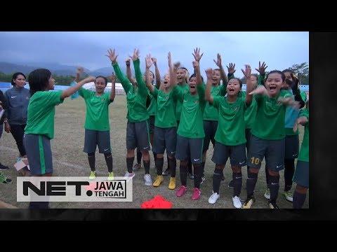 Timnas Putri U-16 Tak Patok Target Jelang Piala AFC  - NET JATENG