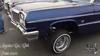 Cali Swangin: Demon's 1964 Impala Lowrider