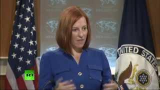 Брифинг официального представителя Госдепа США Джен Псаки