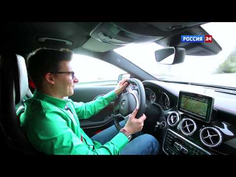 Mercedes-Benz GLA 45 AMG 4MATIC Edition One // АвтоВести 148