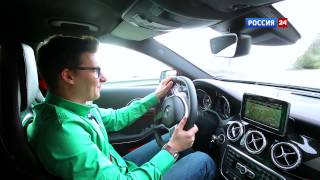 Mercedes-Benz GLA 45 AMG 4MATIC Edition One // АвтоВести 148 Video