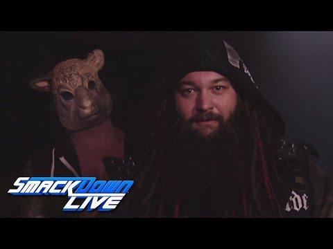Randy Orton hunts down Bray Wyatt: SmackDown LIVE, Sept. 27, 2016