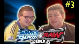 RAW WWE Championship on the LINE! | Smackdown Vs Raw 2007