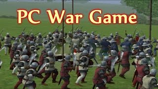 Strategy War Games for PC: Great Battles Medieval, The History Channel