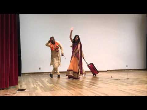 Cognizant Diwali 2015 (St. Louis)  - Modern Ramayan