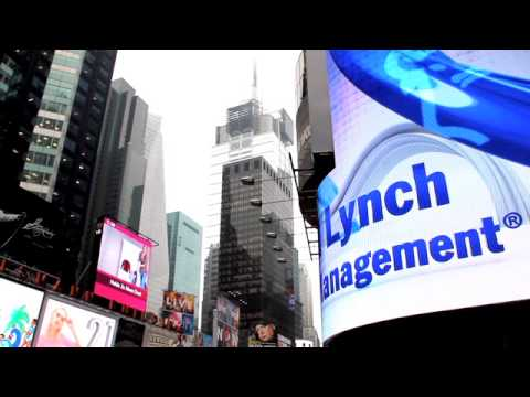 Bank Of America animated billboard -Time Square