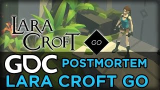 Distilling A Franchise: The Lara Croft GO Postmortem