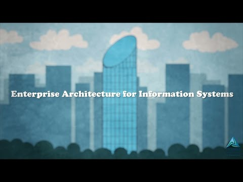 Enterprise Architecture for Information Systems