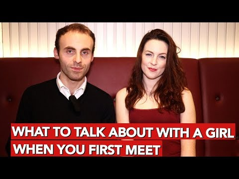 things to talk about with a guy you just started dating