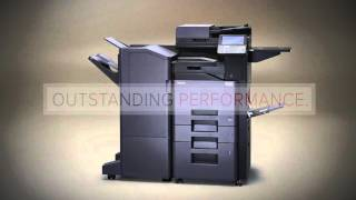 The TASKalfa range by KYOCERA Document Solutions:  Outstanding Performance