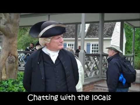 Fun Things Visits Colonial Williamsburg in Virgina