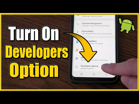 How To Enable Developer Options On Android & Turn Off Developer Options (Easy Method)