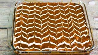 CHOCOLATE CARAMEL CAKE I EGGLESS & WITHOUT OVEN