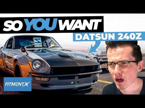 So You Want A Datsun 240z/280z