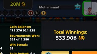 8 Ball Pool By Miniclip - 62 Unbelievable Streak Gets Broken ?…