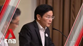 COVID-19 not likely to go away with summer, says Lawrence Wong