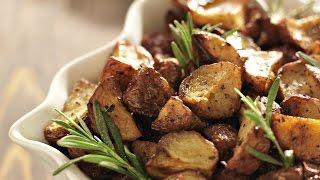 How To Make Roasted Rosemary Potatoes