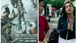 URI movie | Yami Gautam cute message for Tripura Northeast India