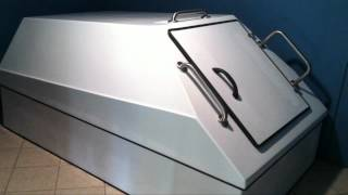 Buckys Vlog - 14 - The Sensory Deprivation Tank Experience