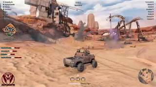 Crossout | PC Gameplay | 1080p HD | Max Settings