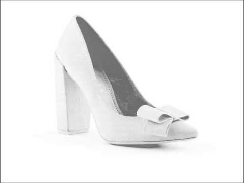 9ba4c8d8da Zapatos para Novia - Rosa Clara - Temporada 2014 - YouTube