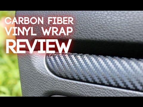 Review: Carbon Fiber Vinyl Wrap