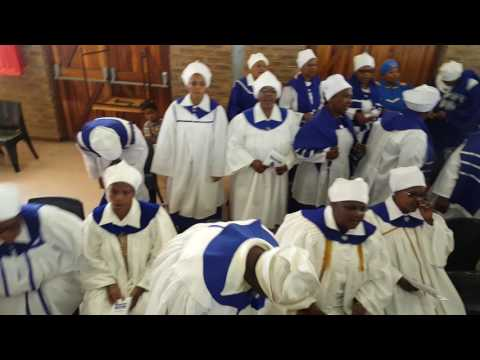 The Christian Catholic Apostolic Church in Zion (CCAC)  - Amen