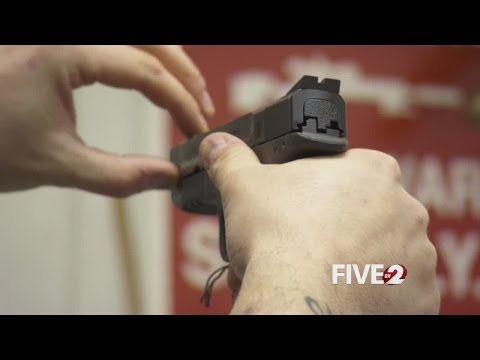 Ohio bill would allow gun owners to shoot in self-defense without retreating
