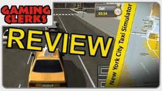 New York City Taxi Simulator | Review // Videotest (Ausgepackt)