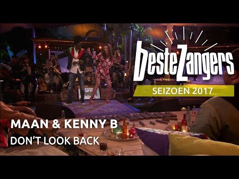 Maan & Kenny B - Don't look back | Beste Zangers