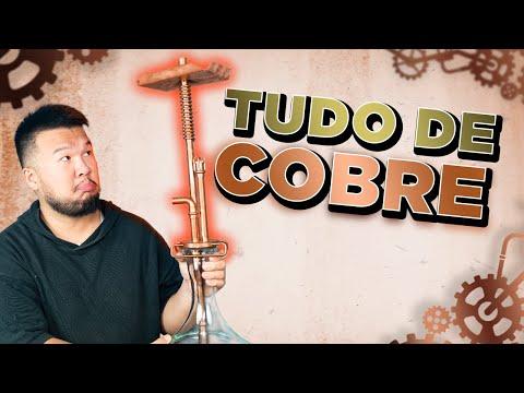 VZ COPPER: SETUP INTEIRO DE COBRE!