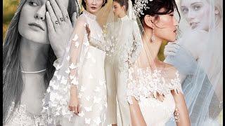 Необычные свадебные платья: Лучшие идеи для наряда невесты